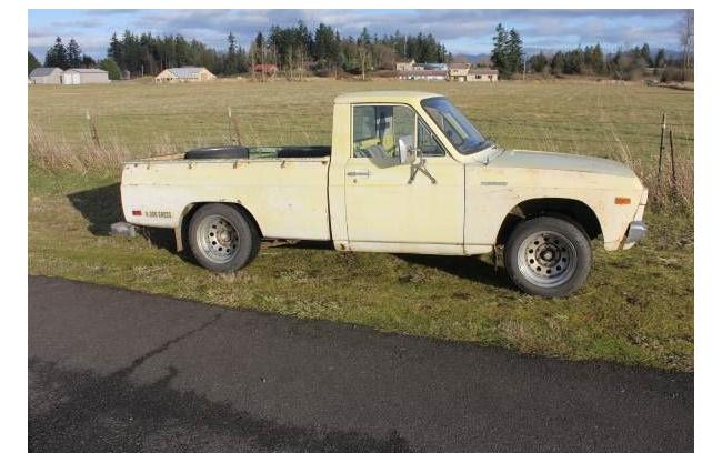 1974 Mazda B1600 For Sale In Call For Location Mi 4295