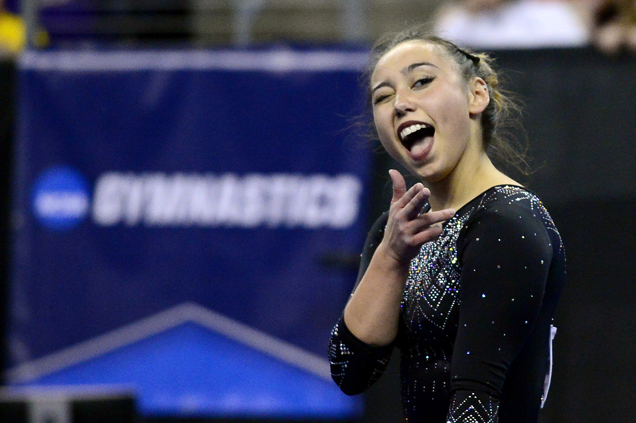 Gymnast Scores Perfect 10 THEMORNINGBEAT We Are Channel Q