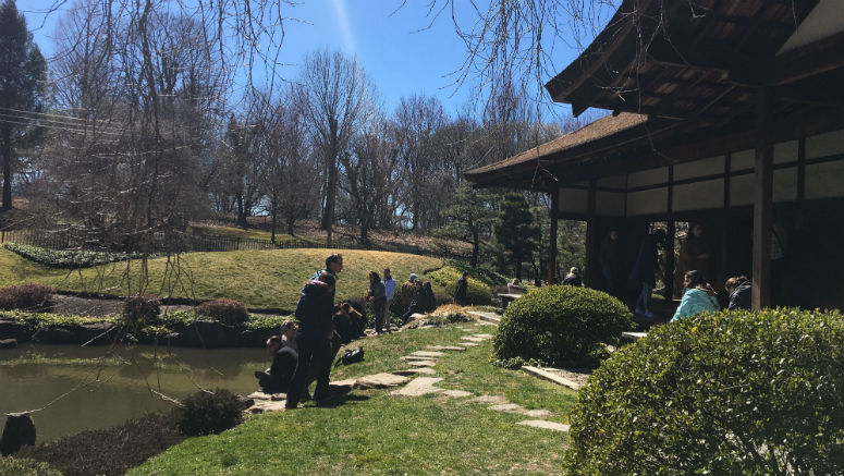 Fairmount Park's Japanese gem opens its doors for 2019: 'There's nothing like it' Image 20from 20iOS 20 281 29 6