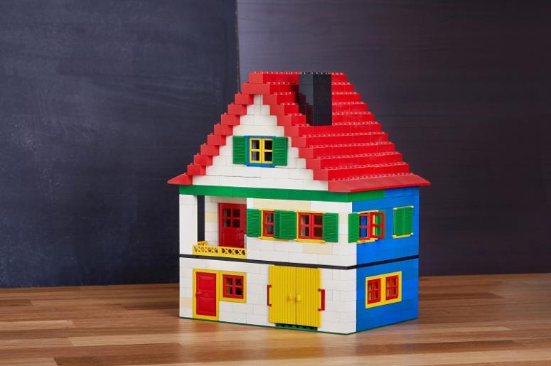 You Could Get A Lego House Of Your House MAGIC 1067