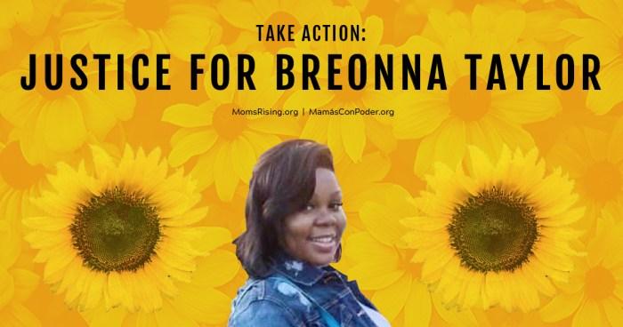 We will still fight for Breonna