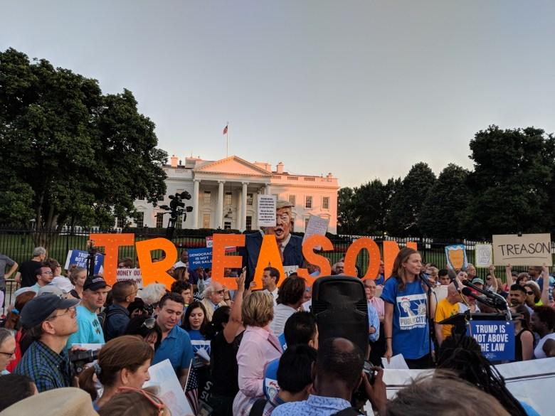 Stop Treason