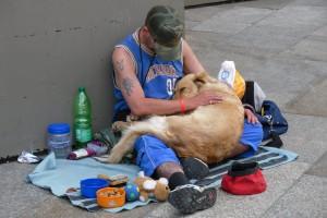 """""""Homeless,"""" via londonicious.deviantart.com"""
