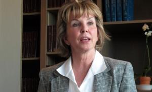 District Attorney Kari Brandenburg