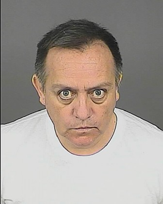 Mugshot of Timothy Jason Martinez, taken in Denver in August, 2015