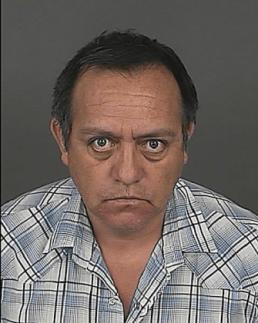Mugshot of Jason Martinez from 2013.