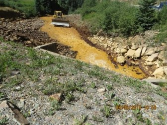 EPA photo King Gold Mine