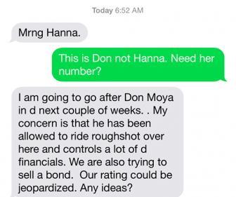 Moya Text