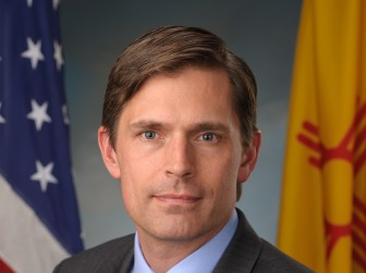 U.S. Senator Martin Heinrich. Official photo.