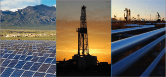 Cover photo from 2015 New Mexico energy plan.