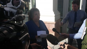 Dianna Duran after her guilty plea.