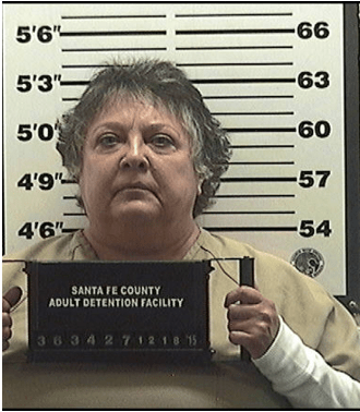 Dianna Duran mug shot, from Dec. 18, 2015.