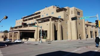 The El Dorado Hotel in Santa Fe.