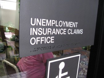 Unemployment office sign Photo Credit: Burt Lum cc
