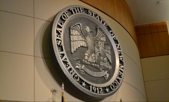 The seal of the state of New Mexico in the House