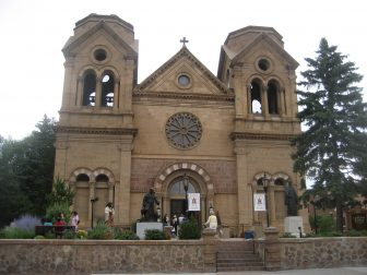 The Cathedral Basilica of St. Francis of Assisi in Santa Fe Flicr cc