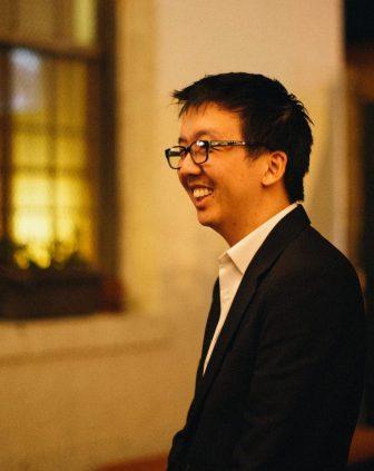 Mazon National Synagogue Organizer Samuel Chu