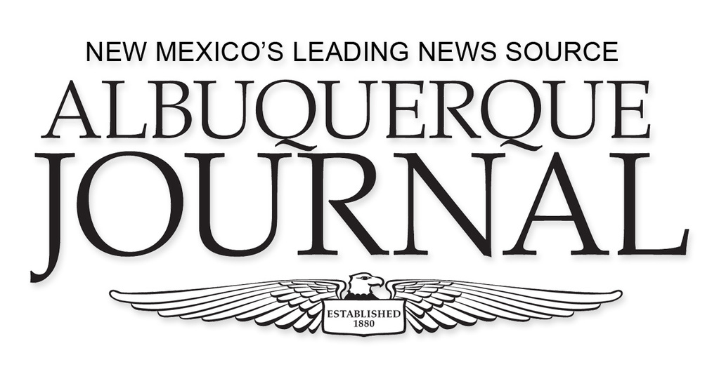 Image result for albuquerque journal logo