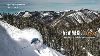 George Brooks, executive director of Ski New Mexico, said a partnership between the state's ski resorts and the New Mexico Tourism Department helped draw more visitors to the slopes.
