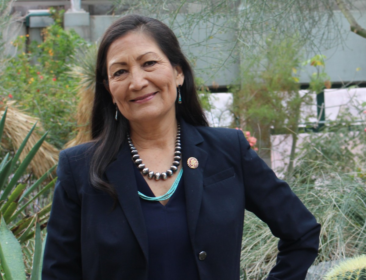 For Haaland, climate change is 'worth losing sleep over'