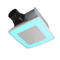 broan led fan light series broan