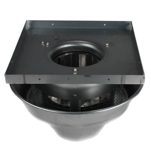 5ddd series 10 roof mount direct drive downblast fan
