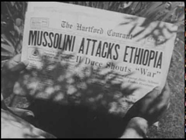 Fascist Aggression - Road To WW2 timeline   Timetoast timelines