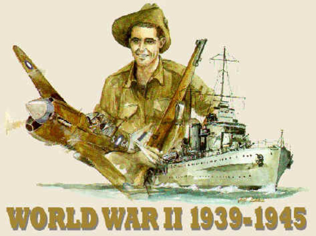 Events that Led to World War 2 and Events During World War ...