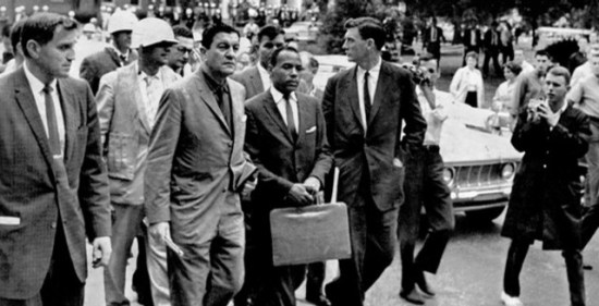James meredith integration of Ole Miss timeline | Timetoast timelines