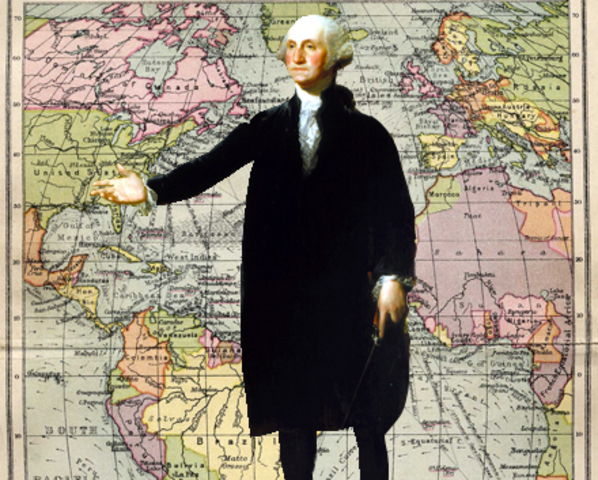 Timeline Our First President George Washington
