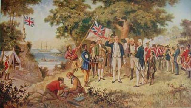Image result for aUSTRALIA DAY HISTORY