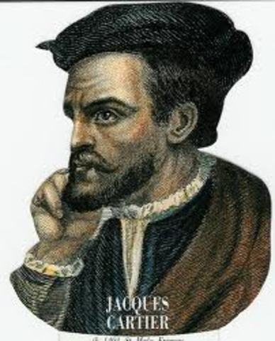 Jacques Cartier timeline   Timetoast timelines Jacques Cartier s birth