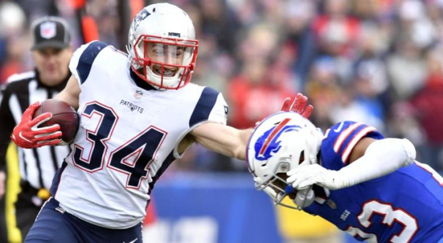 Image result for rex burkhead