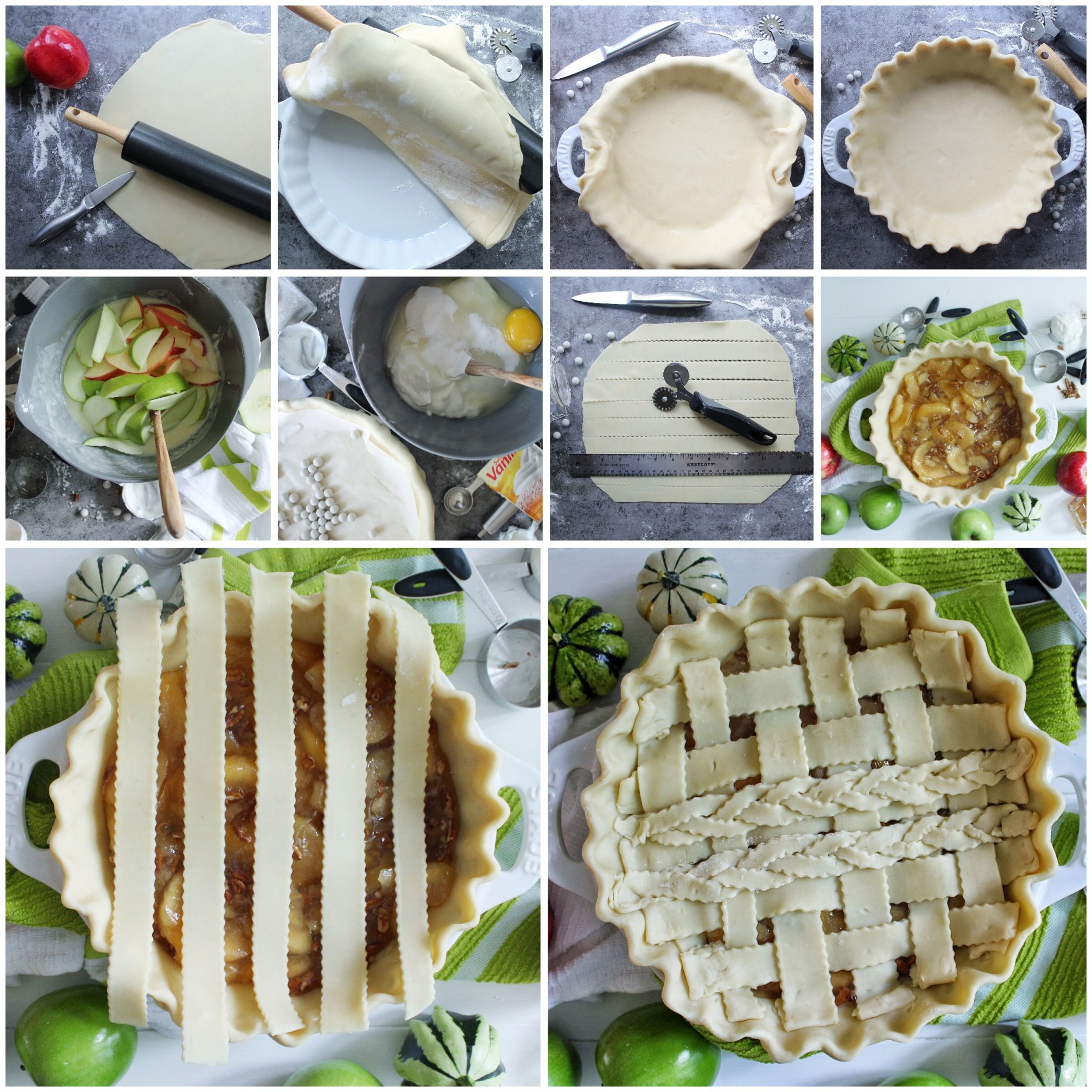 pie how to