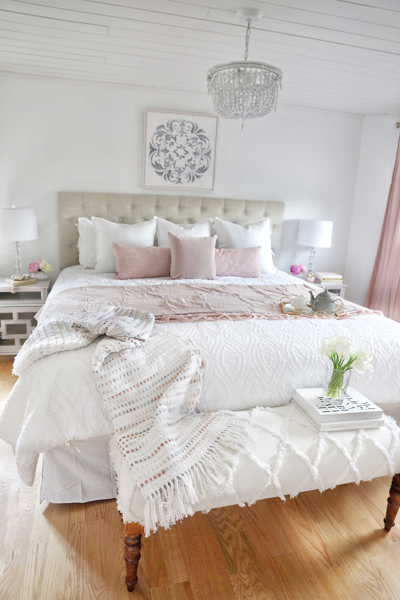 A Simply Beautiful Master Bedroom Makeover – SIMPLY BEAUTIFUL EATING