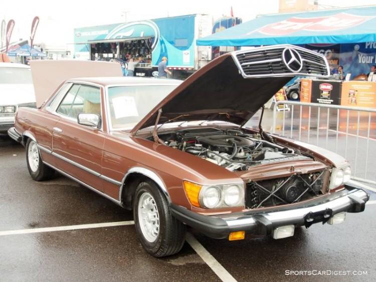 1978 Mercedes-Benz 450SLC Coupe