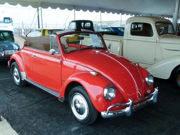 1967 Volkswagen Beetle Convertible for sale