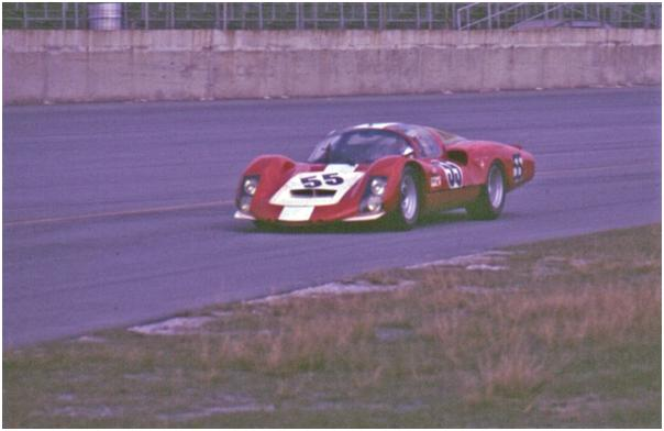 Squadra Tartaruga Porsche 906 LH - Dieter Spoerry and Rico Steinemann
