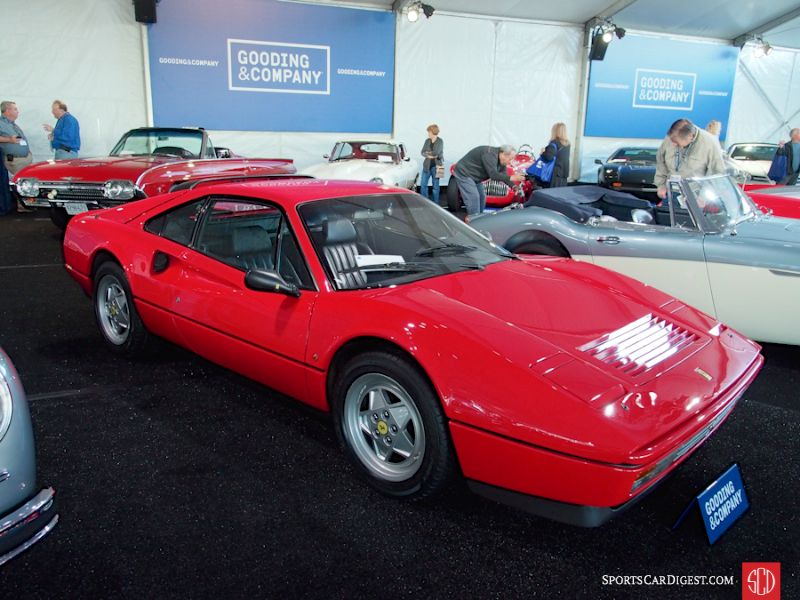 1989 Ferrari 328 GTB Coupe, Body by Pininfarina