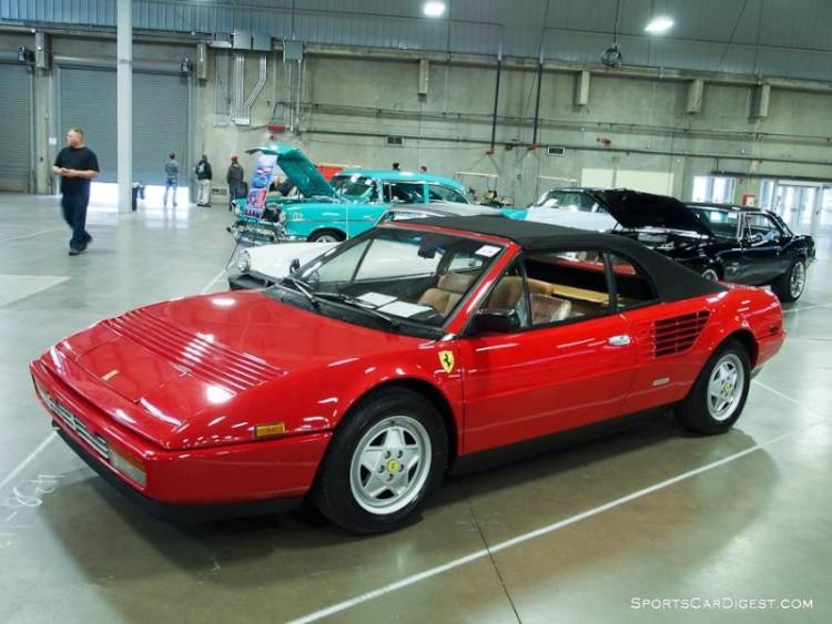 1986 Ferrari Mondial 3.2 Cabriolet, Body by Pininfarina