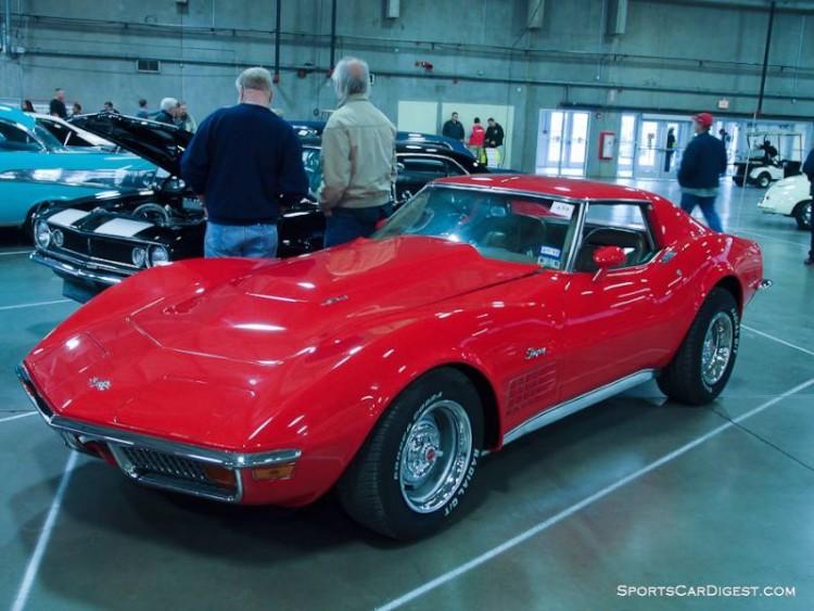 1970 Chevrolet Corvette 454 Coupe