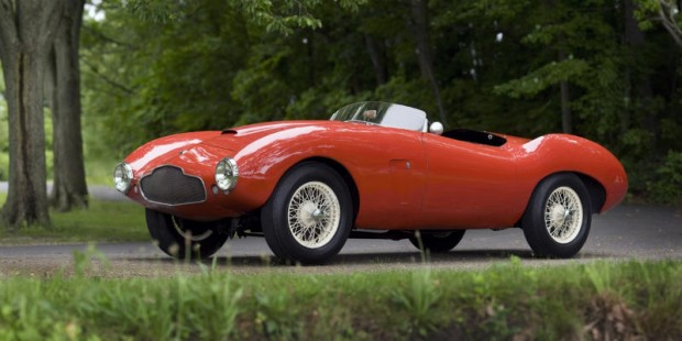 1954 Aston Martin DB2-4 Competition Roadster picture