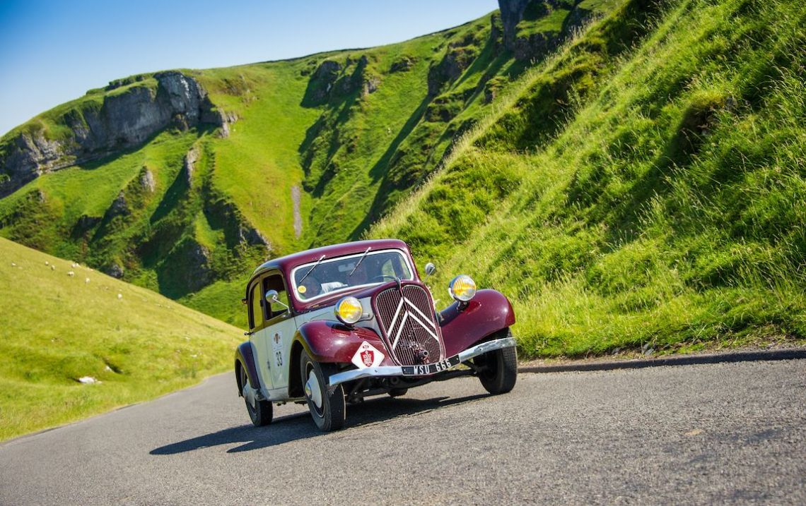 1937 Citroen Traction Avant