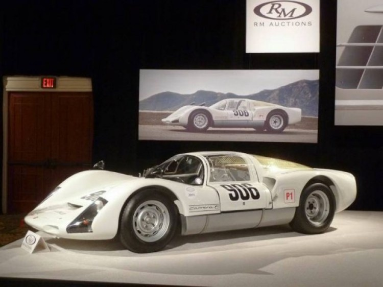 1966 Porsche 906 Carrera 6 Coupe