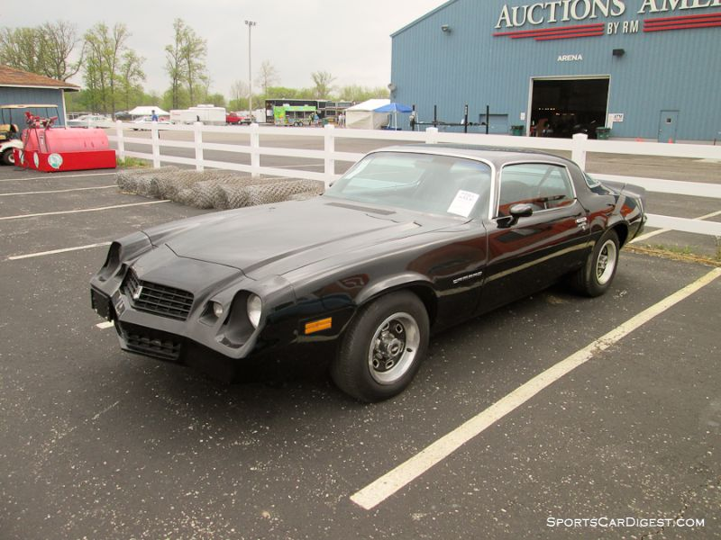 1979 Chevrolet Camaro Coupe