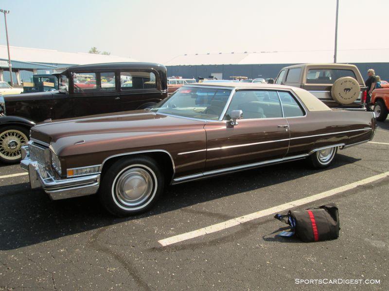 1973 Cadillac DeVille 2-Dr. Hardtop