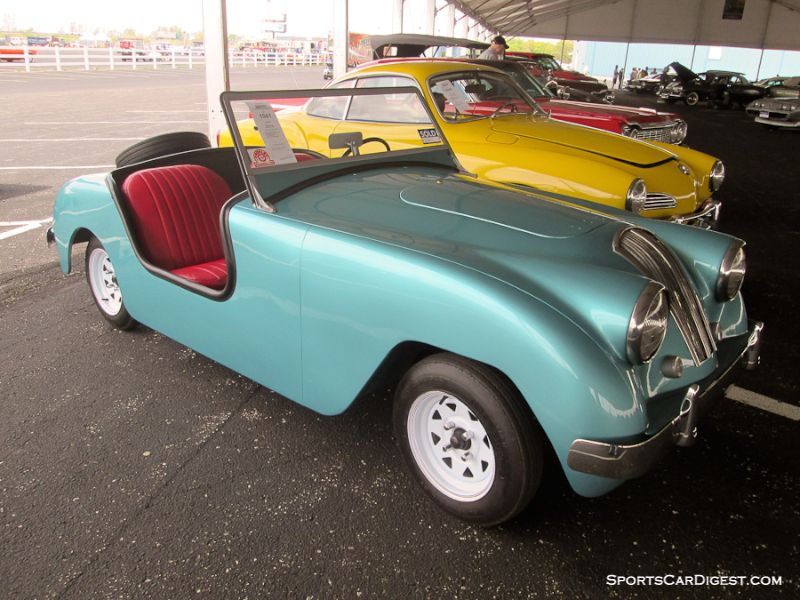 1952 Crosley Super Sport Roadster