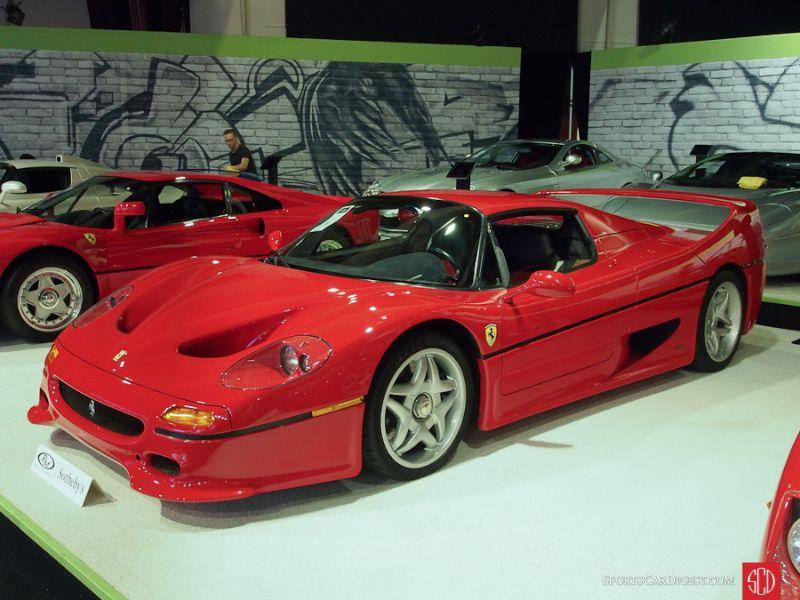 1995 Ferrari F50 Coupe