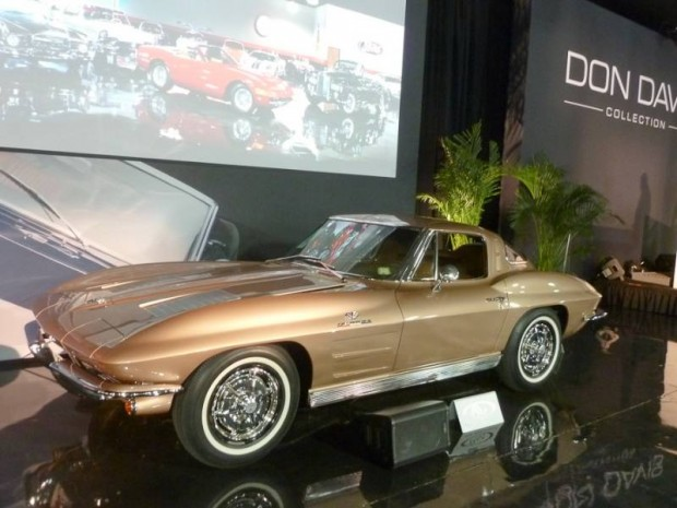 1963 Chevrolet Corvette FI Coupe