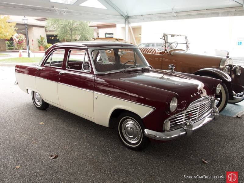 1960 Ford Zodiac Mk II 4-Dr. Sedan